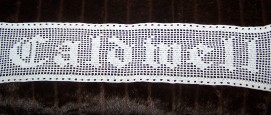 Filet Crochet done in 2004