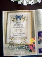 Wedding Sampler by PamKellogg