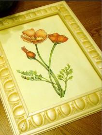 Floral in Pastels … Linda Ingram Schuster c.2005-2007