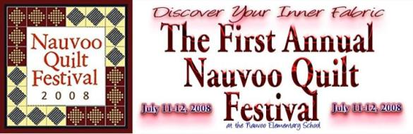 Nauvoo 1st Annual Quilt Festival