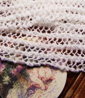 Faggot Stitch Scarf - Ravelry - a knit and crochet community
