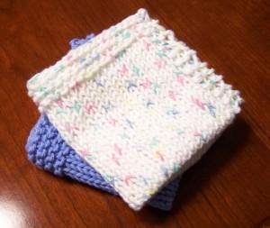 HandknittedWashcloths
