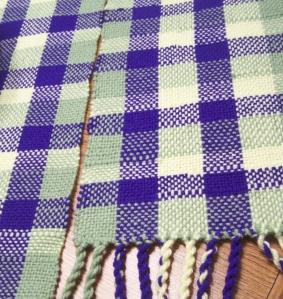 WeavingPlaid