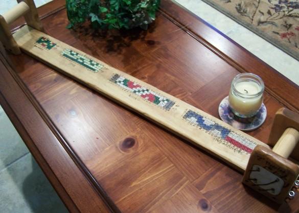 wooden loom plans